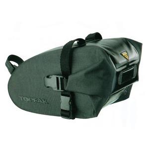 TOPEAK(トピーク) ウェッジ ドライバッグ (ストラップ マウント) Lサイズ L ブラック BAG27102