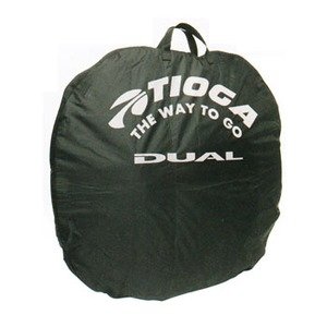 TIOGA(タイオガ) 29er ホイール バッグ(2本用) ブラック BAG27900