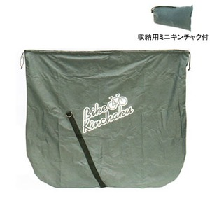 TIOGA(タイオガ) バイク キンチャク(ミニベロ/折畳み車用) ダーク グレー BAR02500