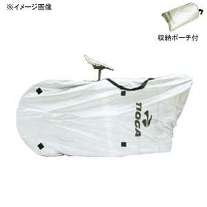 TIOGA(タイオガ) コクーン(ポーチ タイプ) シルバー BAR02801