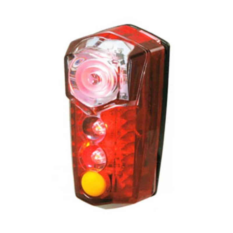 TOPEAK(トピーク) レッドライト メガ LPT05500