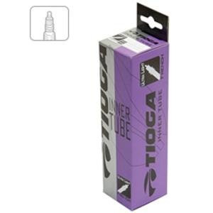 TIOGA(タイオガ) インナーチューブウルトラライト(仏式) バルブ長36mm 20X1.80-2.125 TIT11803