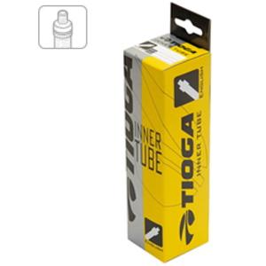 TIOGA(タイオガ) インナー チューブ(英式) バルブ長27mm 26X1.3/8(12mm厚) TIT12300