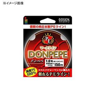 ゴーセン(GOSEN) PEマークライン ドンペペ 150m GB01505