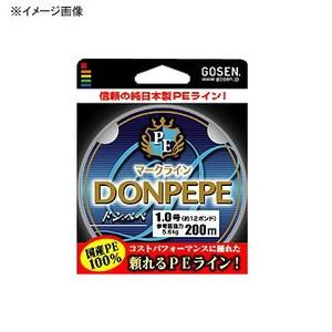 ゴーセン(GOSEN) PEマークライン ドンペペ 200m GB02005 オールラウンドPEライン