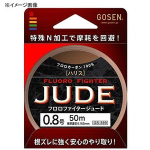 ゴーセン(GOSEN)フロロファイター ジュード 50m
