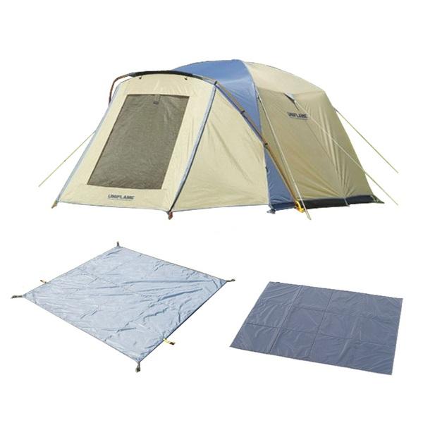 ユニフレーム(UNIFLAME) REVOドーム5 スタートセット 681022 ファミリードームテント