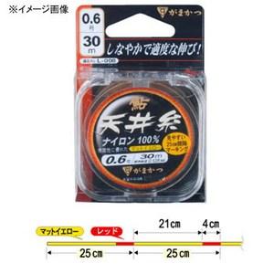 がまかつ(Gamakatsu) 鮎天井糸 ナイロン 19508 天糸