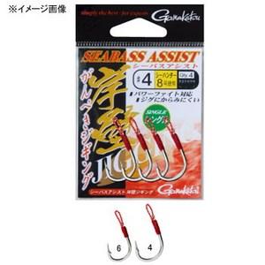 がまかつ(Gamakatsu) シーバスアシスト 岸壁ジギング 68049