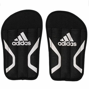 adidas(アディダス) ソフトガード M E37425(ブラック×ホワイト) AJP-KQ788