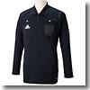 【送料無料】adidas(アディダス) レフリー ベーシックジャージーL/S Men's L X47525(ブラック) AJP-DJ133
