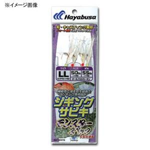 ハヤブサ(Hayabusa)ジギングサビキ モンスタースペック
