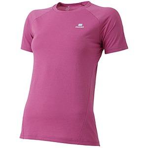 ファイントラック(finetrack) ラミースピン(R)クールT Women's FMW0221 レディース速乾性半袖Tシャツ