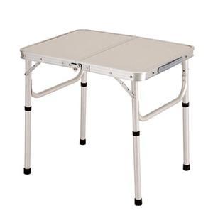 BUNDOK(バンドック) アルミFDテーブル SS/C 62×47cm レジャー/キャンプテーブル BD-147
