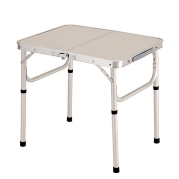 BUNDOK(バンドック) アルミFDテーブル SS/C 62×47cm レジャー/キャンプテーブル BD-147 キャンプテーブル