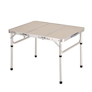 BUNDOK(バンドック) アルミFDテーブル 3/80 キャンプテーブル BD-148 キャンプテーブル