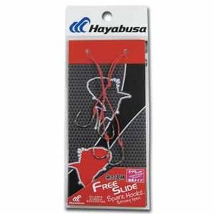 ハヤブサ(Hayabusa)無双真鯛 フリースライド スペアフックセット ストロングスペック