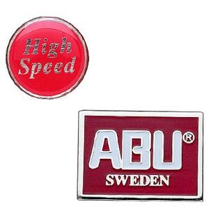アブガルシア(Abu Garcia) High Speed(ハイスピード) ピンバッジ 1339277