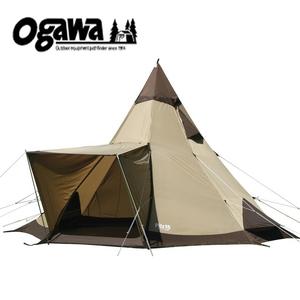 【送料無料】小川キャンパル(OGAWA CAMPAL) ピルツ 15-II ブラウンxサンド 2794