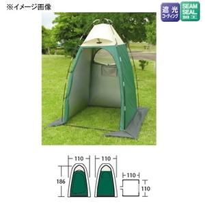 【送料無料】小川キャンパル(OGAWA CAMPAL) プライベートテントST-III ダークグリーンxアイボリー 7760