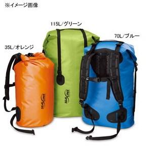 【送料無料】SEAL LINE(シールライン) ブラックキャニオン バウンダリーパック 35L オレンジ 32397