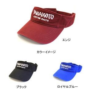 ゲーリーヤマモト(Gary YAMAMOTO) SUN VISOR(サンバイザー) 帽子&紫外線対策グッズ
