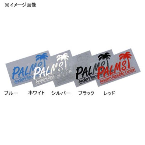 アングラーズリパブリック パームス ロゴ転写ステッカー PA-TS/BL ステッカー