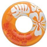 INTEX(インテックス) クリアカラーチューブ 浮き輪 91cm #59251OR ビーチ・プール用品
