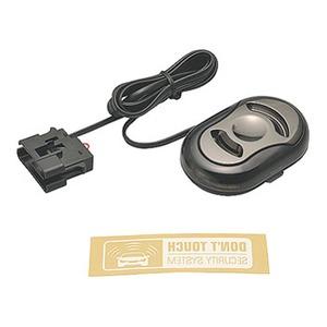【送料無料】カーメイト(CAR MATE) OBDII通信のカーセキュリティシステム ブラック SQ900