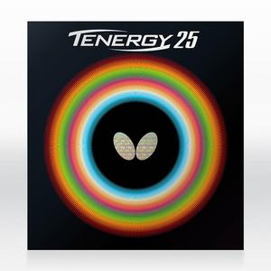 【送料無料】Butterfly(バタフライ) テナジー・25 3(中) 006(レッド) TMS-05810