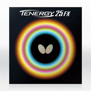 【送料無料】Butterfly(バタフライ) テナジー・25・FX 5(特厚) 278(ブラック) TMS-05910