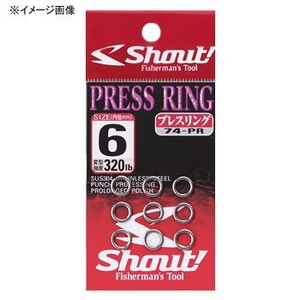 シャウト(Shout!) プレスリング 74-PR