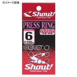 シャウト(Shout!) プレスリング 74-PR スプリットリング