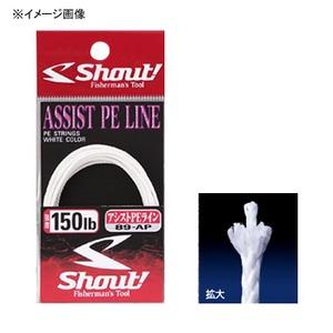 シャウト(Shout!) アシストPEライン 80lb 89-AP