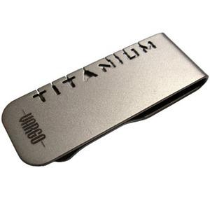 VARGO(バーゴ) チタニウム マネークリップ T-428
