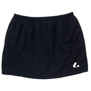 ルーセント(LUCENT) Ladies スカート(インナースパッツ付) M ブラック SWC-XLK1259