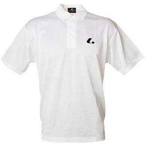 ルーセント(LUCENT) SWC-XLP5090 Uni ポロシャツ SS ホワイト