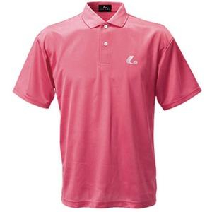 ルーセント(LUCENT) Uni ポロシャツ XO ピンク SWC-XLP5091
