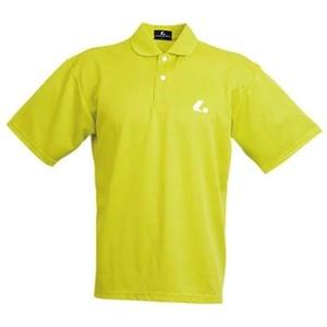 ルーセント(LUCENT) Uni ポロシャツ L ライム SWC-XLP5095