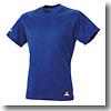 エスエスケイ(SSK) SSK-BT2220 丸首ベースボールTシャツ(無地) 2XO 63(Dブルー)