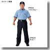 【送料無料】エスエスケイ(SSK) JSA半袖審判ウェア M パウダーブルー SSK-UPW020