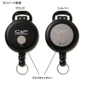 C&Fデザイン CFA-72/BK フレックスピンオンリール BK(ブラック)