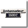 アブガルシア(Abu Garcia) Ambassadeur(アンバサダー) ピンバッジ