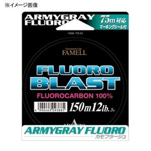 ヤマトヨテグス(YAMATOYO) ブラストフロロ 150m ブラックバス用フロロライン