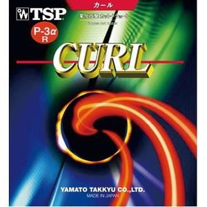 ヤマト卓球 カールP-3αR ソフト YTT-20525 卓球用品