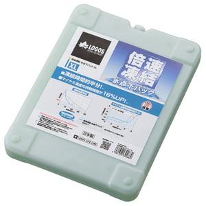 ロゴス(LOGOS) 倍速凍結・氷点下パック XL 81660640 保冷剤