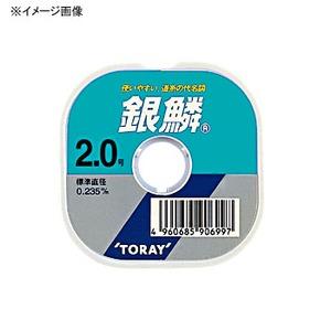 東レモノフィラメント(TORAY) 銀鱗 10m 単体 4号 透明 A712