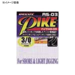 カツイチ(KATSUICHI) DECOY パイク AS-03