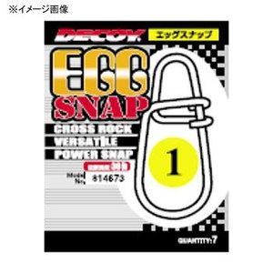 カツイチ(KATSUICHI) デコイ エッグスナップ #1.5
