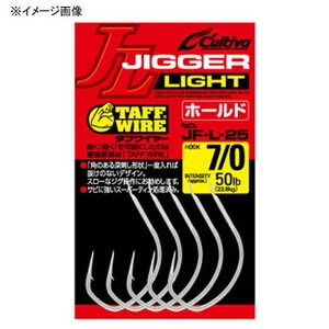 オーナー針 ジガーライト ホールド JF-25 1/0号 11759